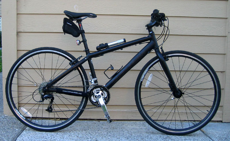 Post Pictures Of Your Hybrid Page 6 Bike Forums